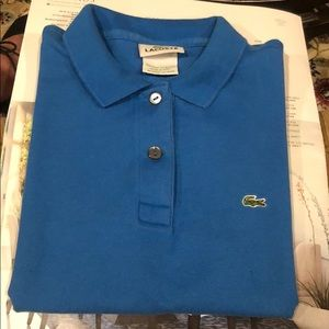 Lacoste Polo Girls (36) Great Condition!